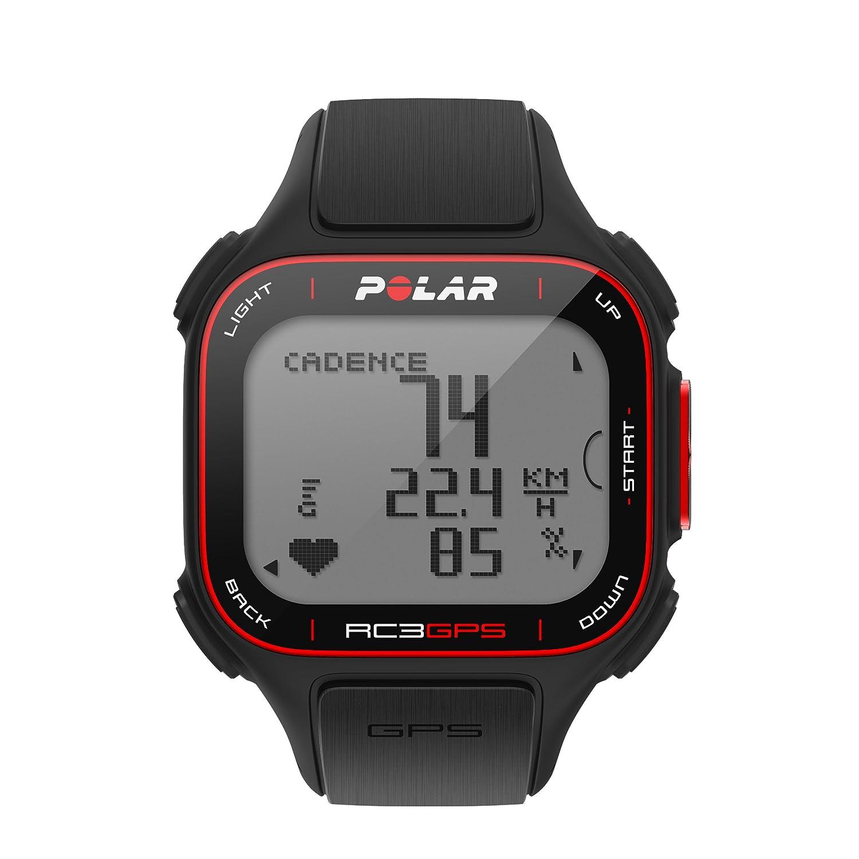 Polar Sportuhr RC3 GPS Bike GPS-Empfänger inkl. Höhenmessung