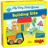 HABA 305678 My Very First Games – Building Site, Multicolor