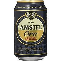 Amstel Oro Cerveza - Lata 330 ml