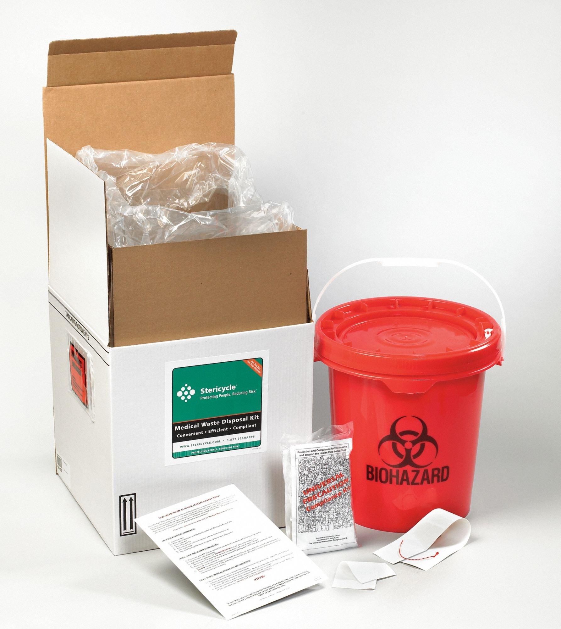 RMW MB System w/Spill Kit,5 Gal