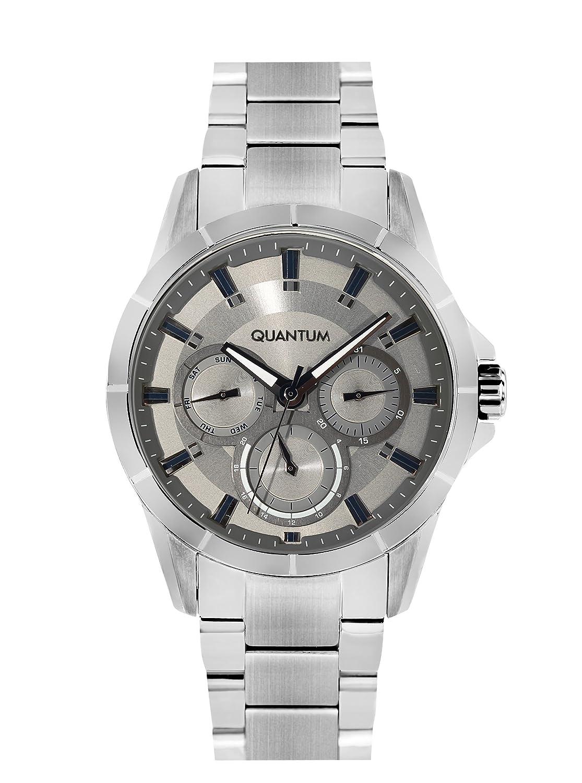 QUANTUM MÄdchen-Armbanduhr Impulse Chronograph Quarz Edelstahl IML461.360