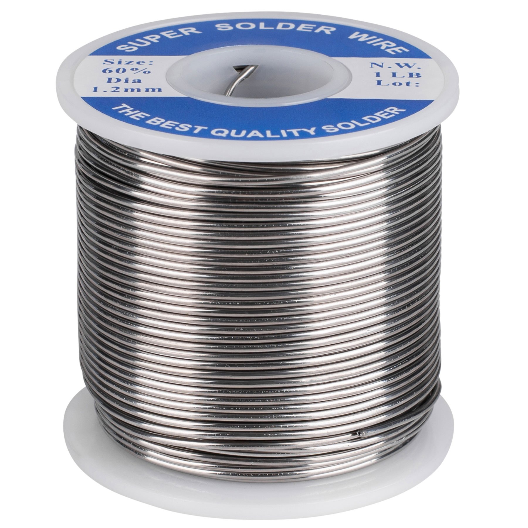 Parts Express Electronic Solder 60/40 1.2mm (0.050'') Diameter 1 lb. Spool