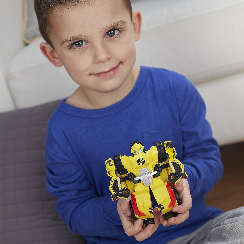 Transformers Playskool RBT C0296 Rescue eam Drużyna Bumblebee /Hasbro C0212