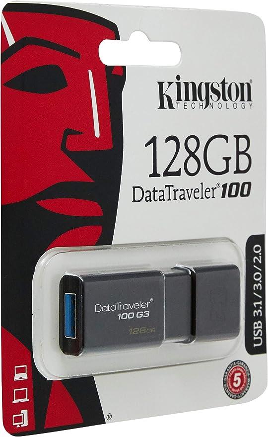 Kingston 16GB 32GB 64GB USB 3.0 Thumb High-Speed DTIG4 Drive OTG Flash Pen