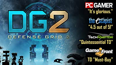 Defense Grid 2 - Mac [Online Game Code]