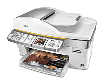 kodak easyshare 5500 all in one multifunction printer copier rh amazon co uk Kodak EasyShare Printer Scanner Kodak EasyShare Printer Supplies