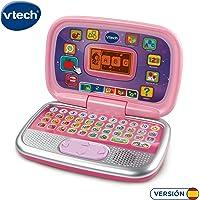 VTech Diverpink PC - Ordenador Infantil Educativo que