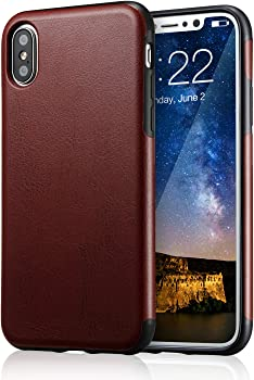 Technext020 Ultra Slim Fit Synthetic Leather Case