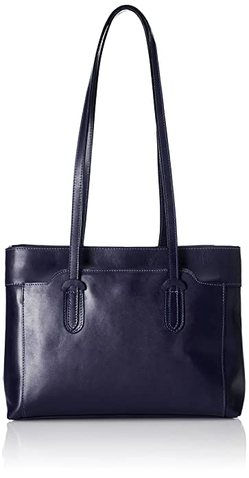 a64f2de1b9 Chicca Borse 9118 Borsa a Spalla, 42 cm, Blu: Amazon.it: Scarpe e borse