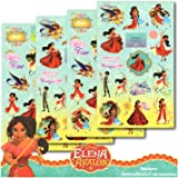 Disney Elena of Avalor Stickers 4 Sheets