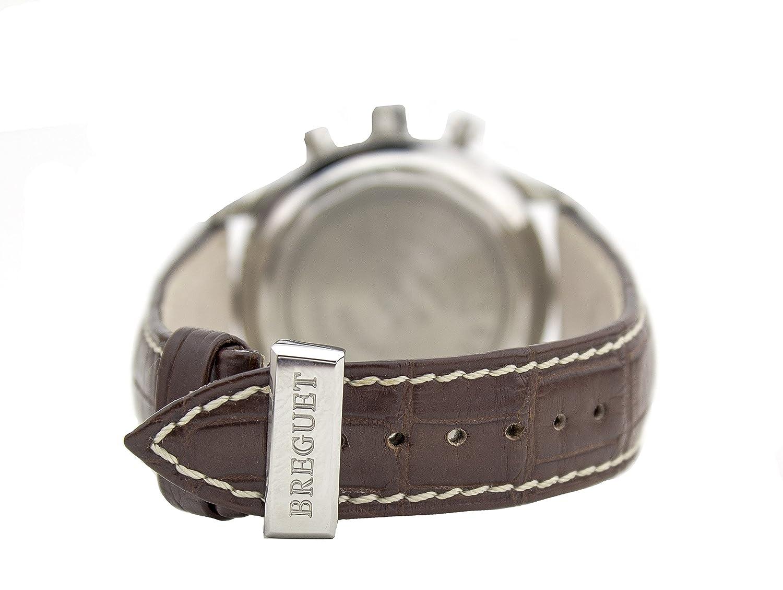 Breguet Tipo XX/tipo XXI automatic-self-wind Mens Reloj 3820 (Certificado) de segunda mano: Breguet: Amazon.es: Relojes