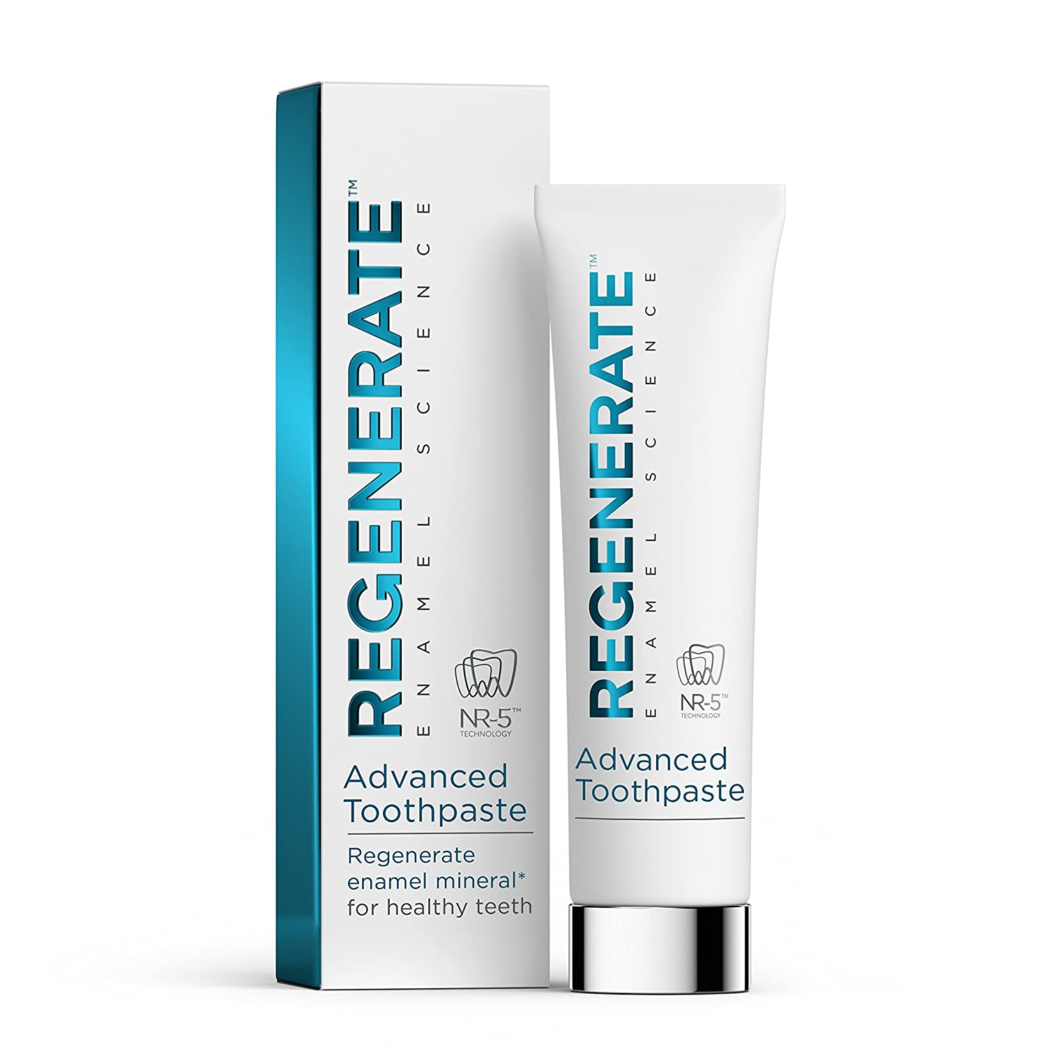 Amazoncom Regenerate Enamel Science Advanced Toothpaste 75ml Beauty