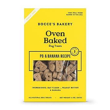 Amazon.com: : La Petanca de perro galletas de panadería – PB ...