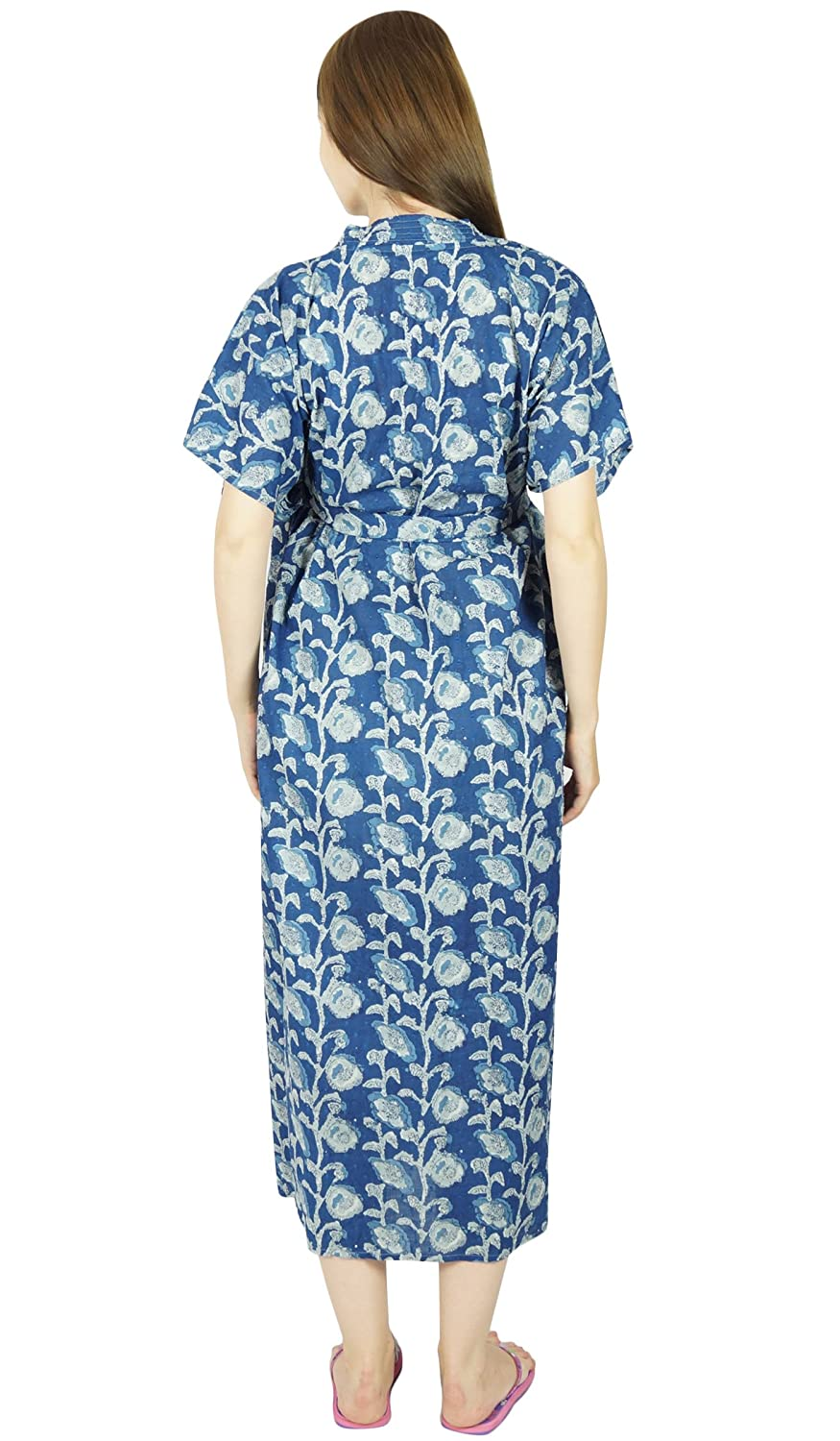 Bimba Nursing Kaftan Gown Maternity Gown, Hospital Delivery Gown ...