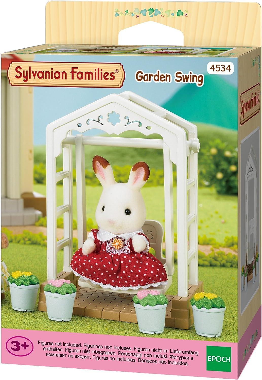 Sylvanian Families 4534 Garden Swing
