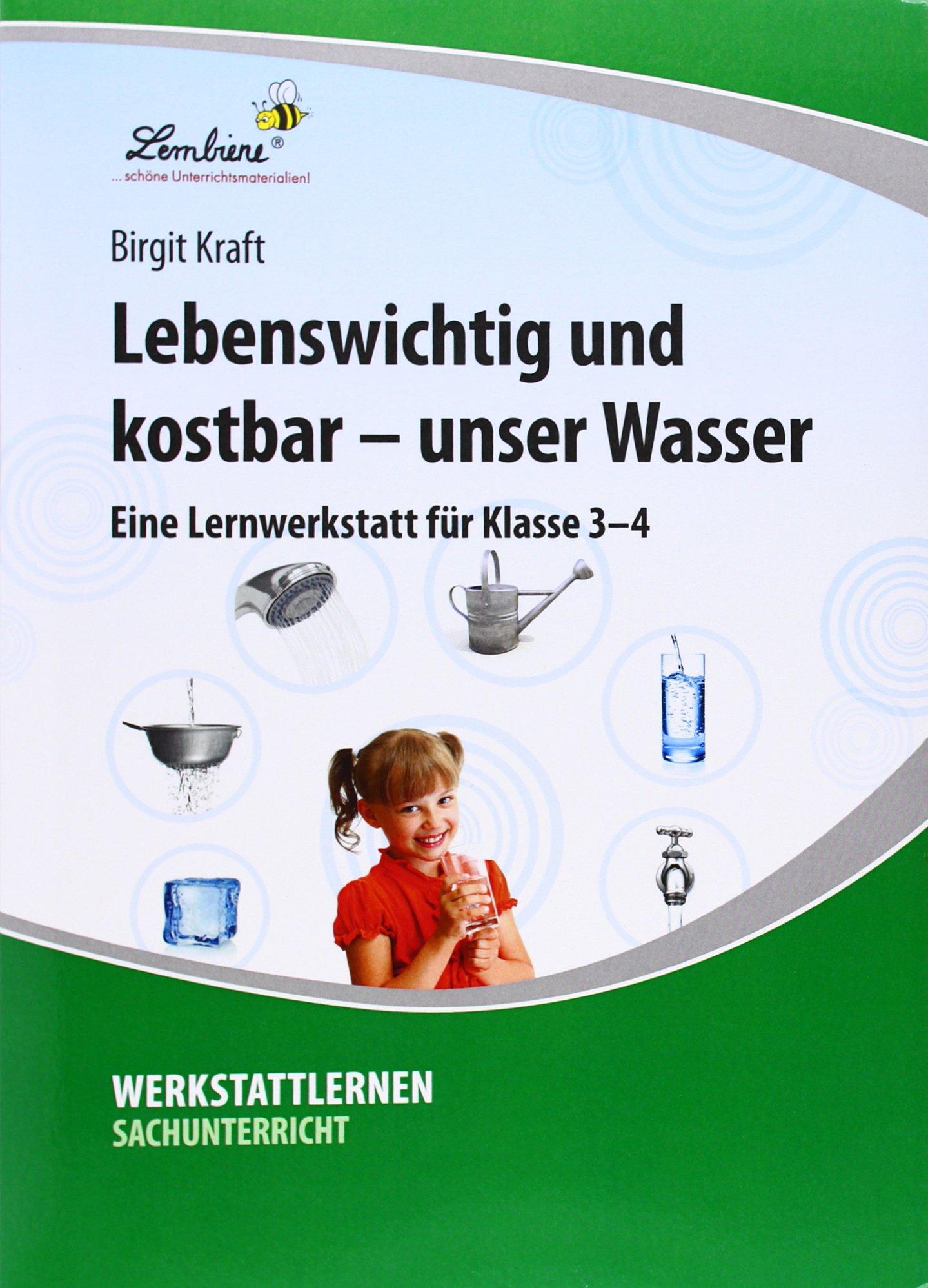 Themenheft Wasser 3./4. Klasse: Amazon.de: Alice Undorf: Bücher