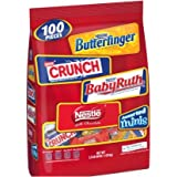 Nestle Assorted Miniature Candy Bars, 100 Ct