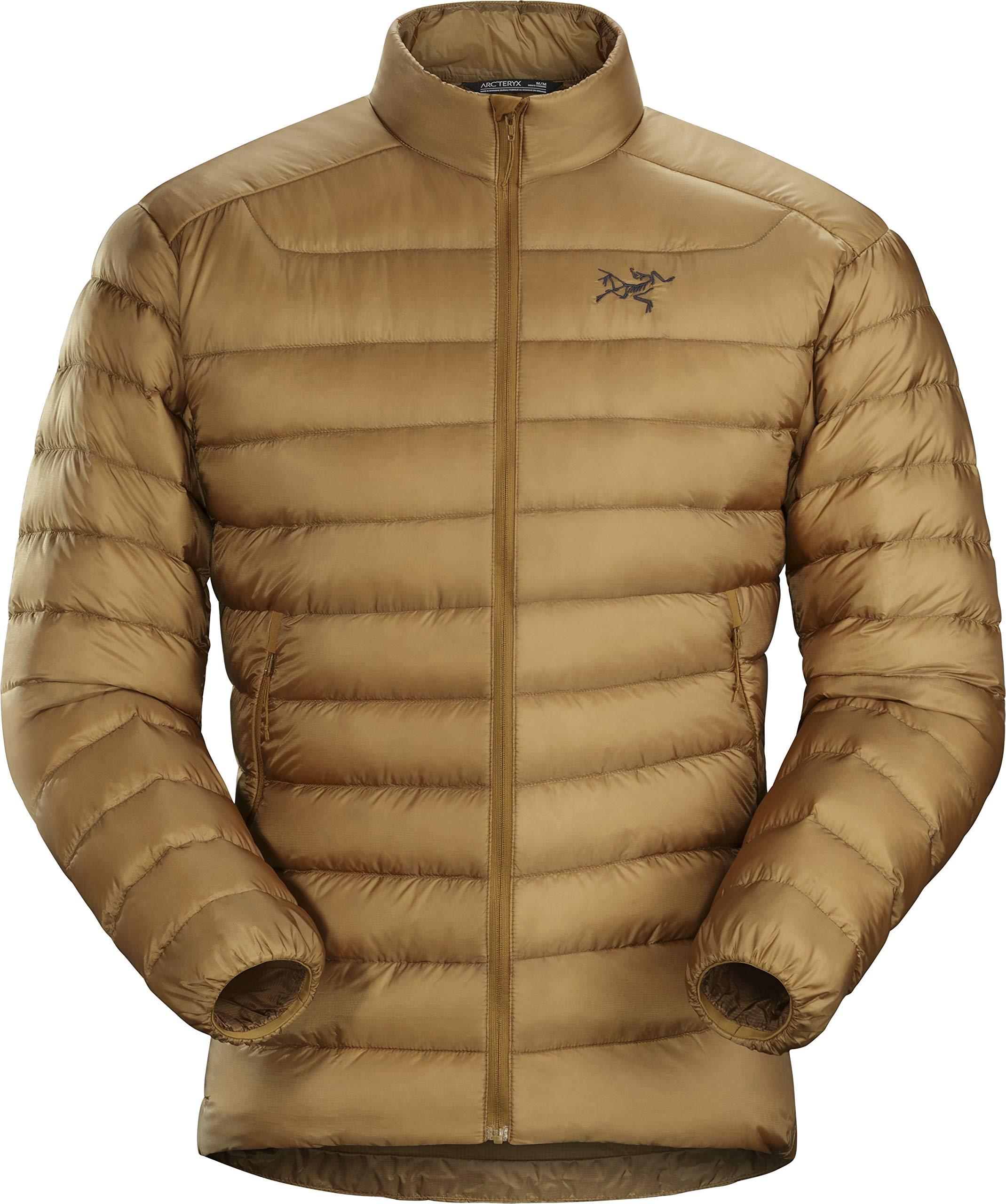 Arc'teryx Cerium LT Jacket Men's (Yukon, Medium) by Arc'teryx