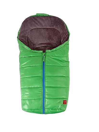 Kaiser Anna - Saco de dormir térmico para bebés verde