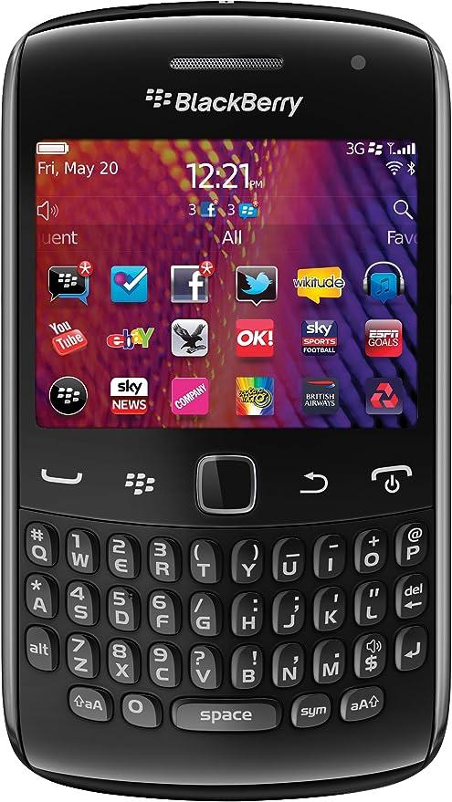 Vodafone BlackBerry Curve 9360 Pay as you go Smartphone – P ...