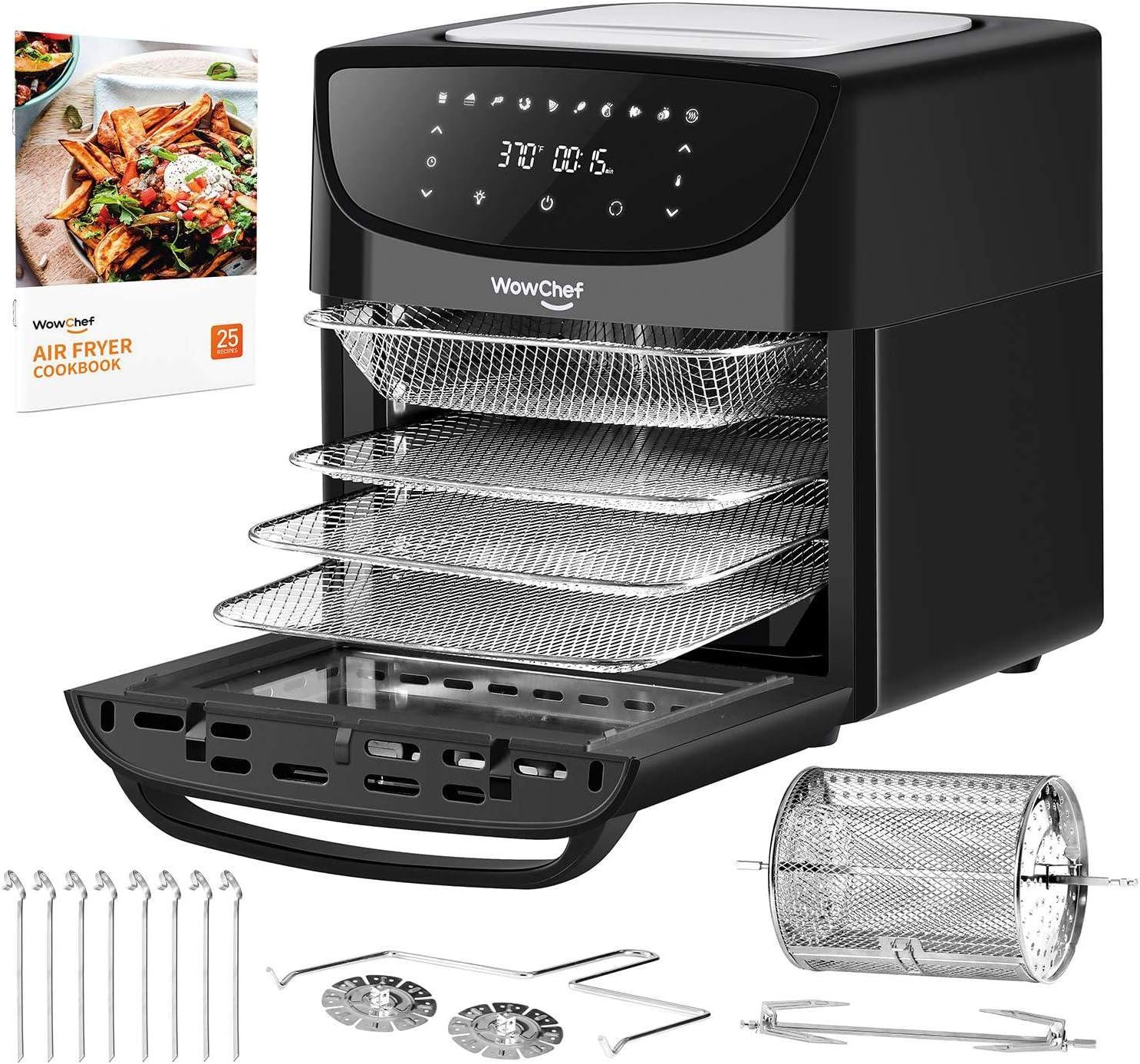 ghdonat.com Fryers Small Appliances 19 QT XL Convection Toaster ...