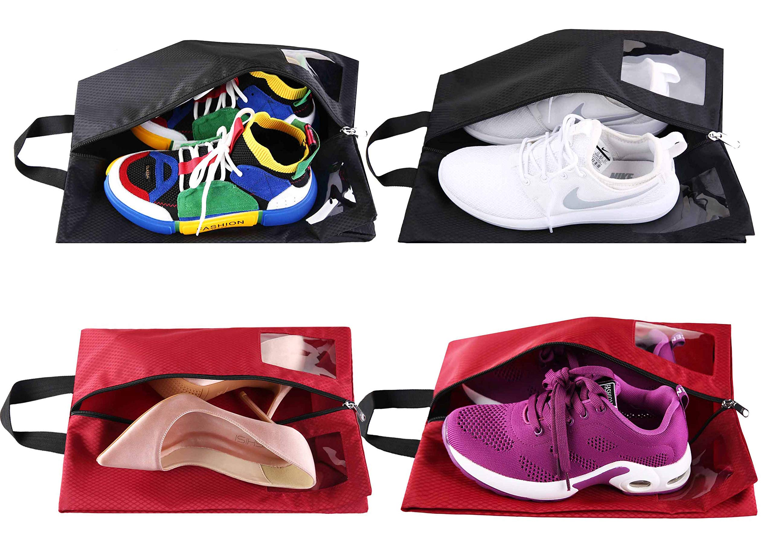 Travel Shoe Bags Travel Laundry Bag for Women and Men