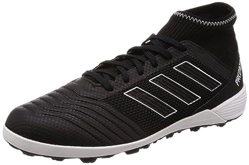 Adidas Predator Tango 18.3 TF, Botas de fútbol para Hombre, Negro (Negbás/