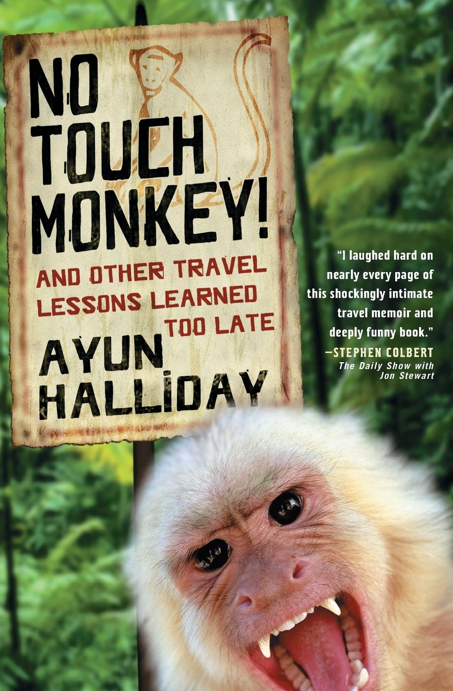 Image result for no touch monkey
