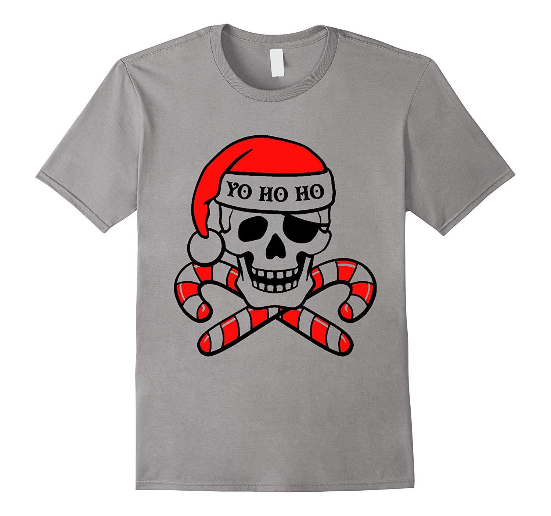 CHRISTMAS PIRATE t-shirt-Art