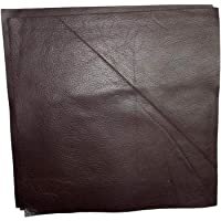 2lb Box of Top Grain Leather 4-6oz 2-3mm Scraps Brown /& Natural