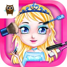 Ice Palace Princess Salon - Hair Care, Makeup & Dress Up