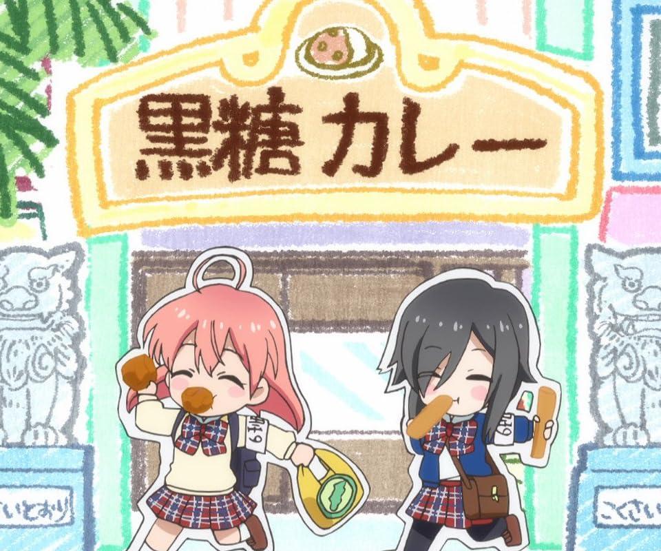 魔法少女 俺 卯野 さき(うの さき),御翔 桜世(みかげ さくよ) Android(960×800)待ち受け画像