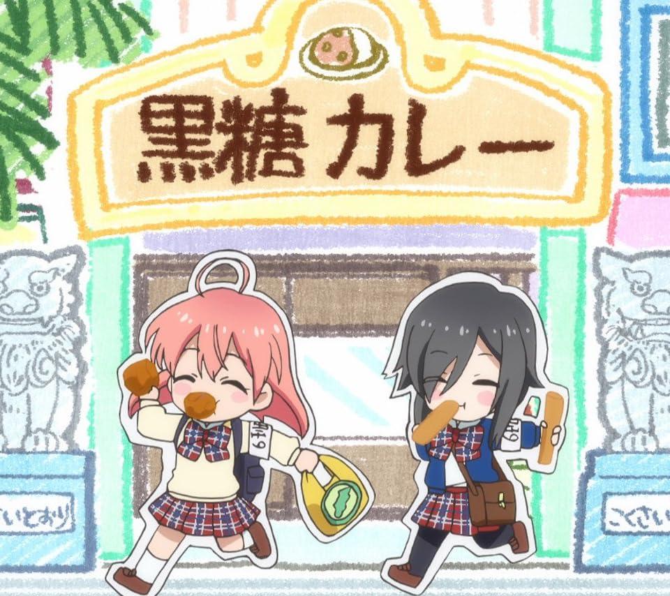 魔法少女 俺 卯野 さき(うの さき),御翔 桜世(みかげ さくよ) Android(960×854)待ち受け画像