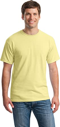 Gildan 5000 Heavy 100 Percent Cotton T-Shirt44; Tweed Small
