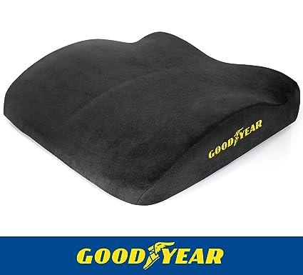 Goodyear GY1011 - Cojín de asiento para silla de oficina o ...