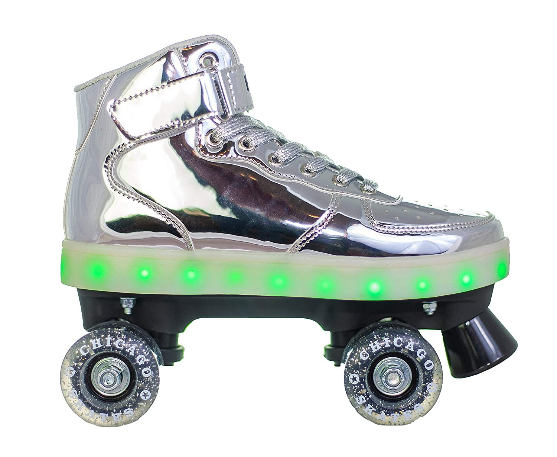 Pulse Skates Roller Skates Silver