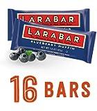 Larabar Gluten Free Bar, Blueberry Muffin, 1.6 oz Bars (16 Count)