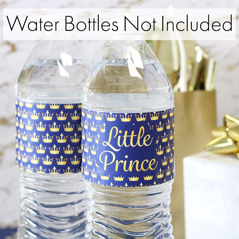 Amazon.com: Little Prince - Etiquetas para botella de agua ...