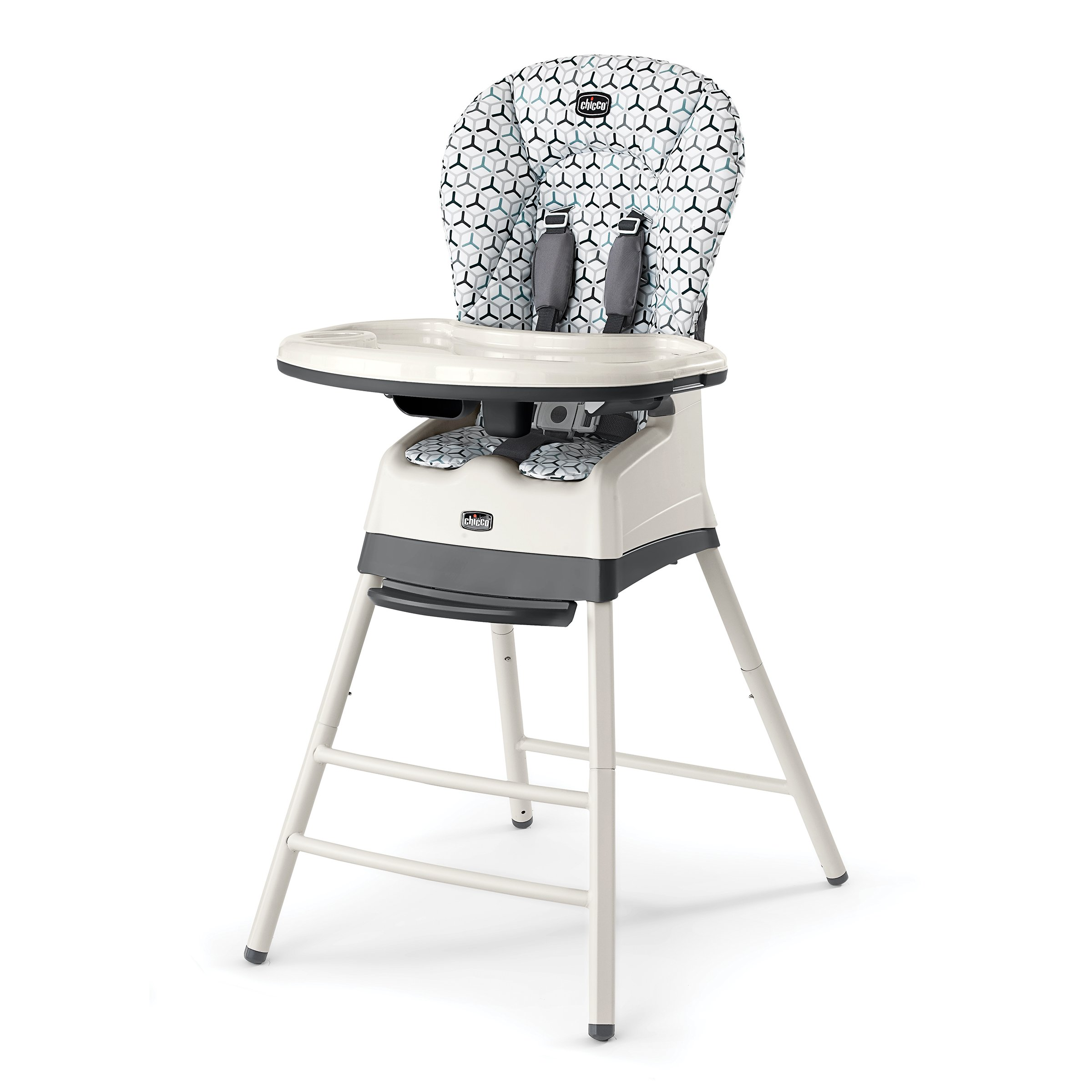 Chicco Stack High Chair, Verdant