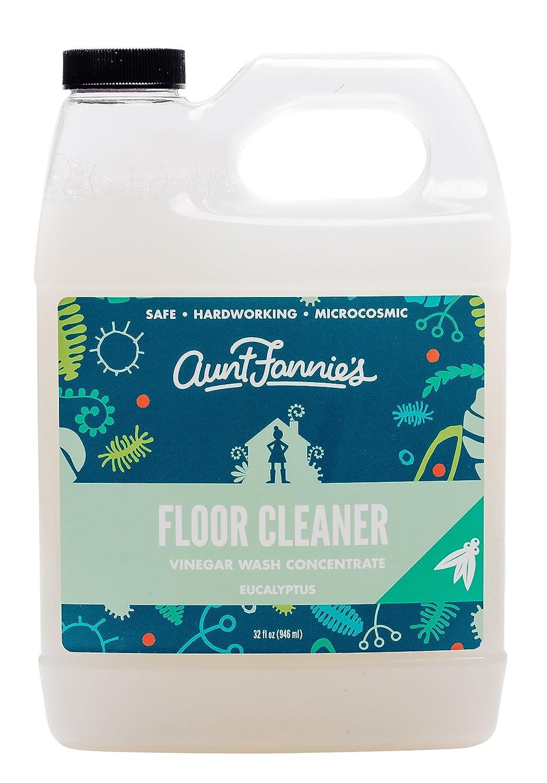 Aunt Fannie - 酢の洗浄床の洗剤のユーカリ - 32ポンド B01N6EECEY