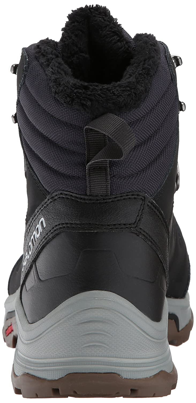 71f6a6e49b1c96 Salomon Herren Quest Winter GTX Trekking-  Wanderhalbschuhe  Amazon.de   Schuhe   Handtaschen