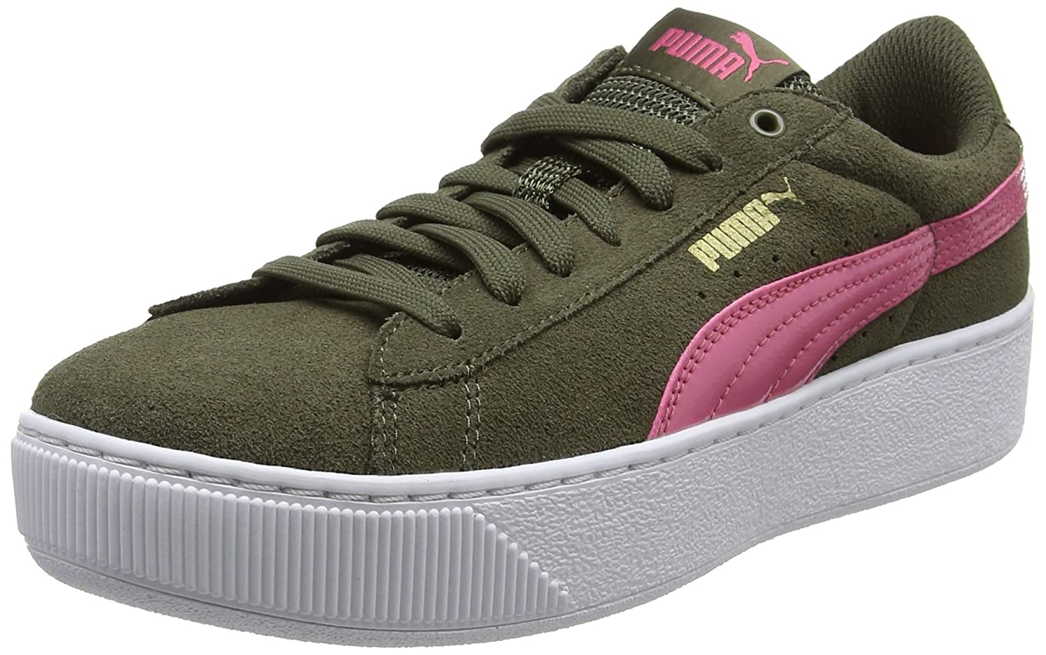 Puma Vikky Platform, Baskets Basses Femme Vert (Olive (Olive Vikky Puma Night-rapture Rose) 6a87d55 - reprogrammed.space