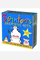 Boynton's Greatest Hits: Volume II (The Going to Bed Book, Horns to Toes, Opposites, But Not the Hippopotamus) Board book