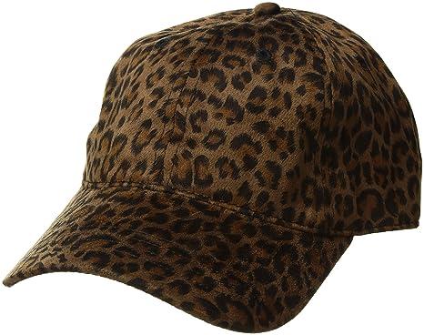 a7d804b8b51 Betmar Women s Leopard Baseball Cap