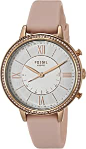 Fossil Jacqueline Hybrid Pink Smart Watch FTW5059