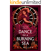 Dance of a Burning Sea (The Mousai Book 2)