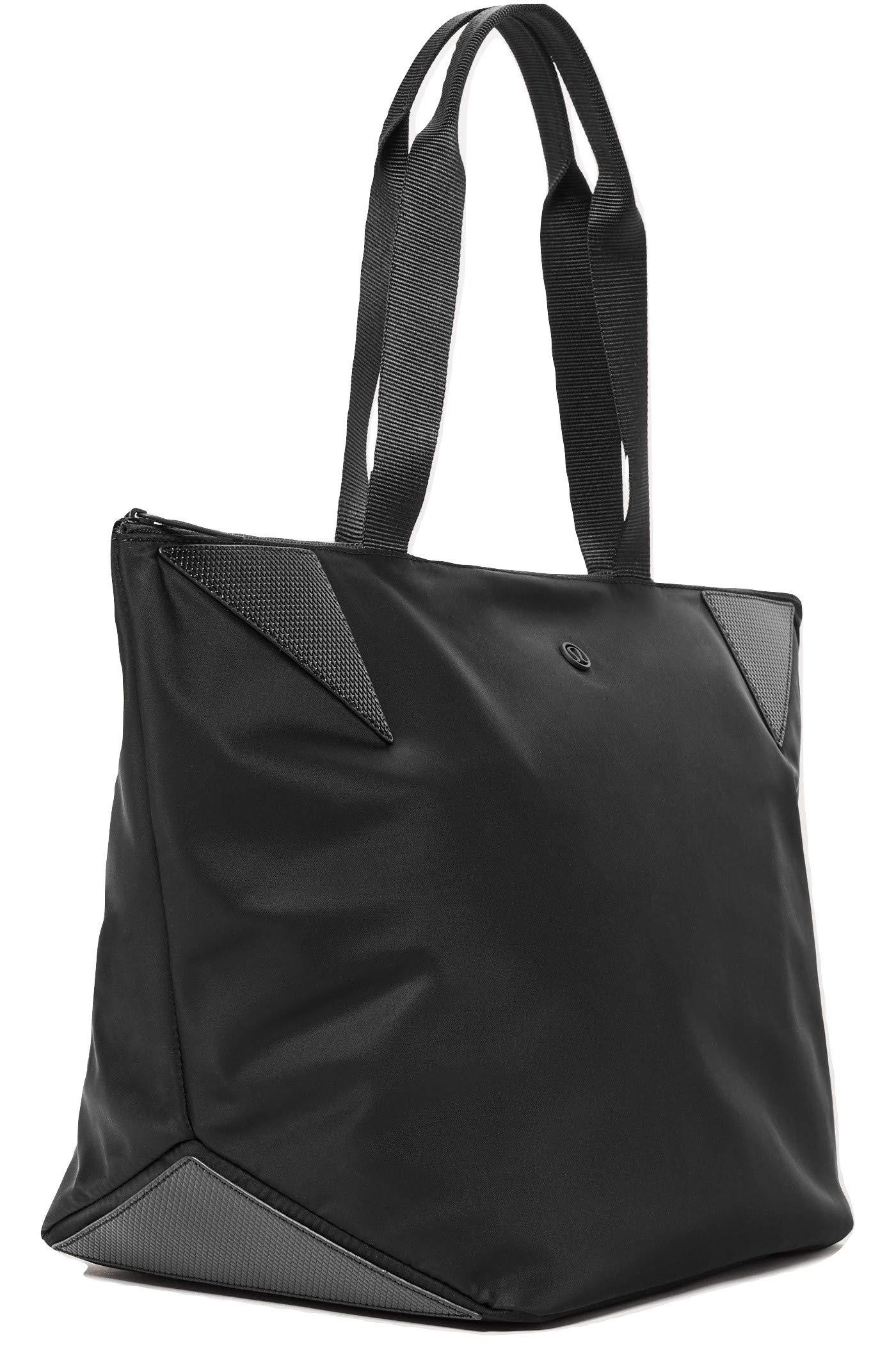 Lululemon Acute Tote Bag (Black)