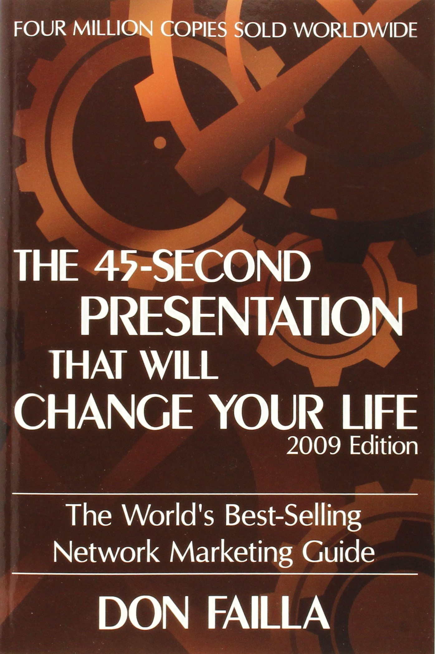 The 45 Second Presentation That Will Change Your Life: Don Failla ...