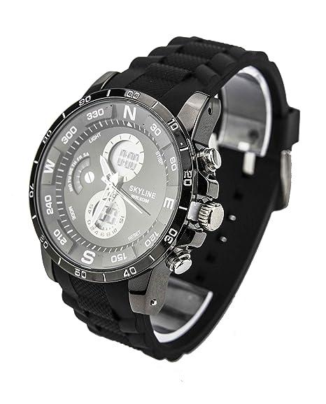 Reloj Sportsky Negro Entero