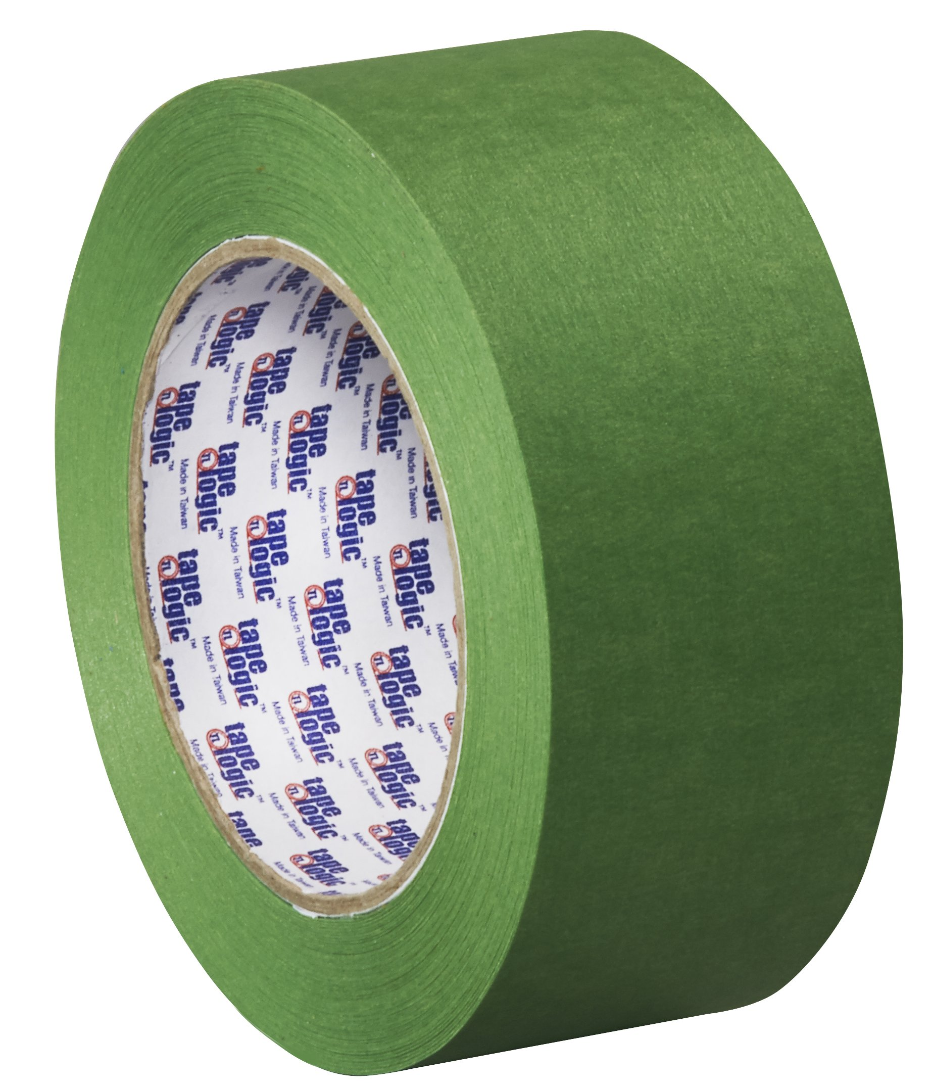 Tape Logic T9373200 Painter's Tape, 60 yds Length x 2'' Width, Green (Case of 24) by Tape Logic